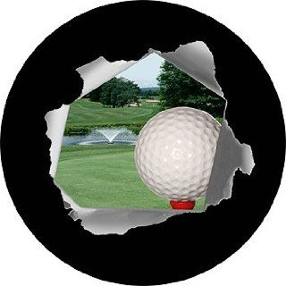 Golf Spare Tire Cover Automotive