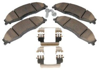 ACDelco 171 820 Front Brake Disc Pad Kit Automotive