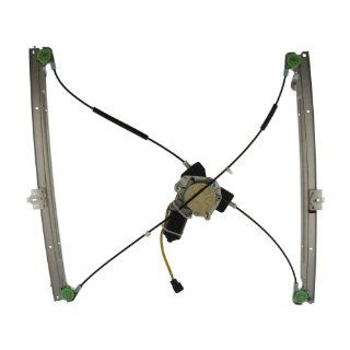 Dorman 741 824 Chrysler/Dodge Front Passenger Side Window Regulator with Motor Automotive