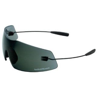 Jackson Safety 19853 Phantom Smoke Lens Safety Eyewear with Black Frame (Pack of 12) Safety Goggles