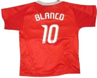Cuauhtemoc Blanco Chicago Fire MLS Soccer Toddler 2009 Jersey 3T  Infant And Toddler Sports Fan Sports Jerseys  Sports & Outdoors