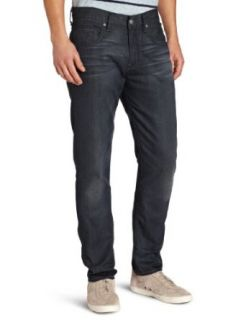 7 For All Mankind Men's The Straight Modern Straight Leg Jean in New Shade Grey, New Shade Grey, 40 at  Men�s Clothing store Seven Jeans