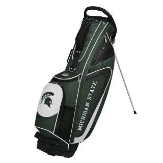 NCAA Michigan State Spartans Gridiron II Stand Bag  Golf Stand Bags  Sports & Outdoors