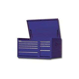 International Tool Boxes (ITBBR865BLUE) 9 Drawer Top Chest (Blue)   Toolboxes