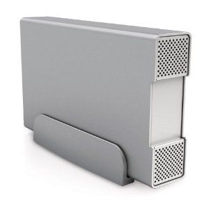 "Macally Super Speed USB 3.0 Aluminum Storage Enclosure   For all 3.5"" SATA Hard Drives Computers & Accessories"