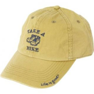 Life is good Mens Chill Cap Take a Hike, Avocado Green (Avocado Green) Shoes