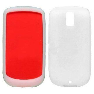 Clear Soft Silicone Gel Skin Cover Case for HTC G3 Hero Cell Phones & Accessories