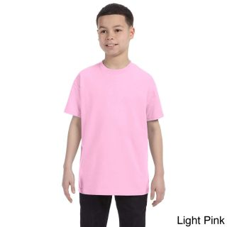 Gildan Youth Heavy Cotton T shirt