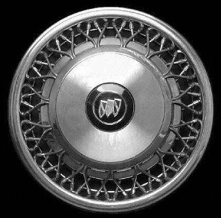 "93 96 BUICK REGAL COUPE WHEEL COVER HUBCAP HUB CAP 15 INCH, WIRE BRIGHT SILVER 15"" inch (center not included) (1993 93 1994 94 1995 95 1996 96) B261225 FWC01139U20 Automotive"