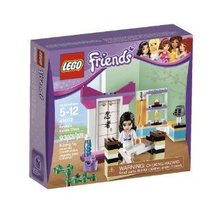 LEGO Friends Emma Karate Class 41002 Toys & Games