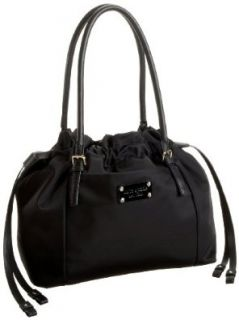 Kate Spade Gramercy Park Core Drawstring Opus Tote,Black,one size Shoes