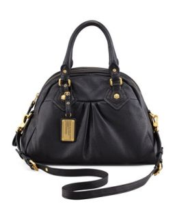 Classic Q Baby Aiden Satchel Bag, Black   MARC by Marc Jacobs