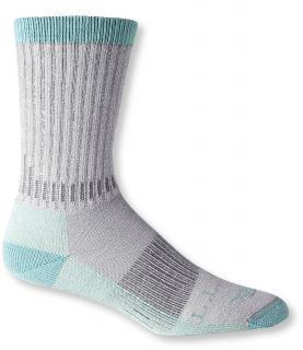 Womens Cresta Hiking Socks, Wool Blend