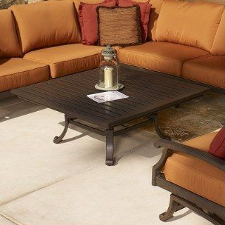Shop Sunset West 901 SQCT Newport Square Coffee Table at the  Furniture Store