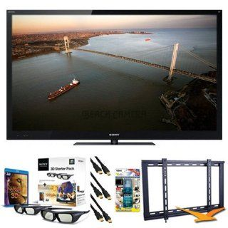 Sony BRAVIA XBR 55HX929 55 Inch 1080p 3D Local Dimming LED HDTV Bundle   Includes BRAVIA XBR 55HX929 55 Inch 1080p 3D Local Dimming LED HDTV/37 Inch  64 Inch Ultra Slim TV Wall Mount 3 HDMI Cables and Screen Cleaning Solution Harry Potter 3D Starter Kit E