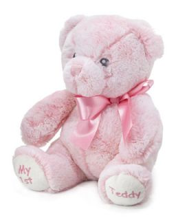 My 1st Teddy Bear, Pink