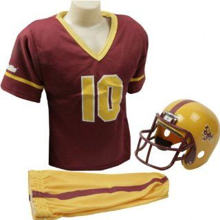 Arizona State Sun Devils Youth Uniform Set (M)  Football Uniforms  Sports & Outdoors