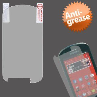 MYBAT SAMM950LCDSCPR21 Anti Glare, Anti Scratch, Anti Fingerprint Screen Protector for the Samsung Galaxy Reverb M950   Retail Packaging   Single Pack Matte Cell Phones & Accessories