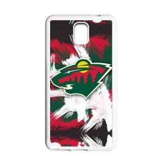 Fashionable NHL Minnesota Wild Samsung Galaxy Note 3 N900 Case with NHL Minnesota Wild HD image Cell Phones & Accessories