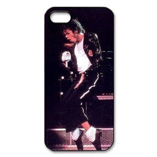 Michael Jackson iPhone 5 Case Back Case for iphone 5 Cell Phones & Accessories