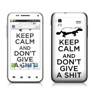 Keep Calm   HB Design Protective Skin Decal Sticker for Samsung Captivate Glide SGH i927 Cell Phone Cell Phones & Accessories