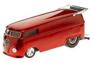 Hot Wheels Classics Customized VW Drag B red Toys & Games