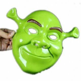 P&o Shrek Cartoon Mask Anime Halloween Masquerade Party Face Children Fun Toy   Decorative Masks