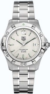 TAG Heuer Men's WAF2111.BA0806 Aquaracer Automatic Stainless Steel Watch Tag Heuer Watches