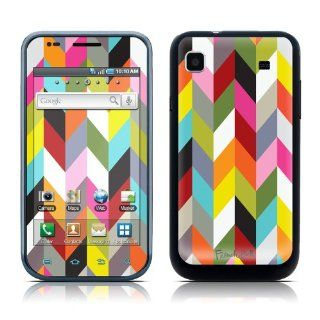 Ziggy Condensed Design Protective Skin Decal Sticker for Samsung Vibrant SGH T959 Cell Phone Cell Phones & Accessories
