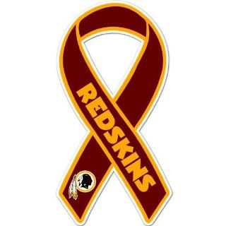 NFL Washington Redskins Ribbon Magnet  Sports Related Magnets  Sports & Outdoors