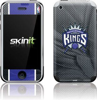 NBA   Sacramento Kings   Sacramento Kings Away Jersey   AppleiPhone 2G   Skinit Skin Cell Phones & Accessories
