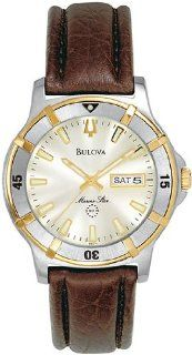 Bulova 98C71 Mens Marine Star Watch Watches