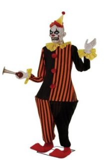 Honky the Animated Clown Prop   Outdoor Decor