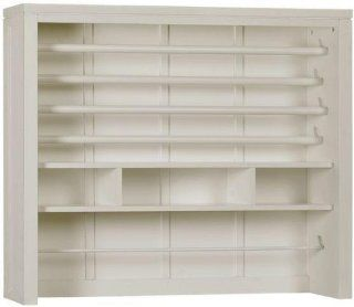 "Martha Stewart Living™ Craft Space Gift wrap Hutch, 34""Hx42""W, SHARKEY GRAY  Bulletin Boards"
