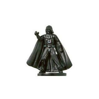 Star Wars Miniatures Darth Vader, Dark Jedi # 21   Rebel Storm Toys & Games