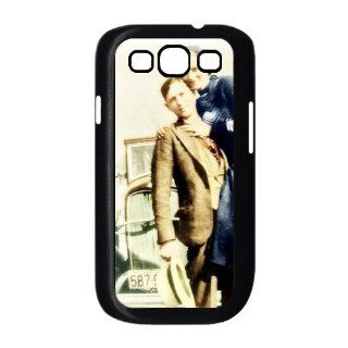 Bonnie And Clyde Samsung Galaxy S3 Case for Samsung Galaxy S3 I9300 Cell Phones & Accessories