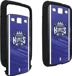 NBA   Sacramento Kings   Sacramento Kings Away Jersey   Samsung Galaxy S3 / SIII   Infinity Case Cell Phones & Accessories