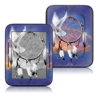 Dove Dreamer Design Protective Decal Skin Sticker for Barnes and Noble Nook Touch eBook Reader Computers & Accessories