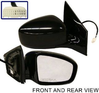 For Nissan MURANO 09 11 SIDE MIRROR RIGHT PASSENGER, POWER, FOLDING, KOOL VUE, Automotive