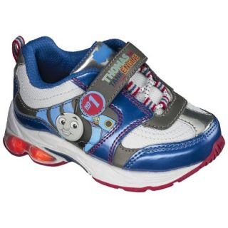 Toddler Boys Thomas The Tank Engine Light Up Sneakers   Blue 9