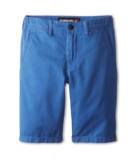 Quiksilver Kids Minor Road Walkshort Boys Shorts (Blue)