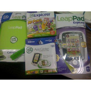 LeapFrog LeapPad1 Explorer Learning Tablet, pink Toys & Games
