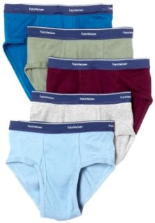 Fruit of the Loom Men's 5 pack low rise collection fashion brief at  Men�s Clothing store