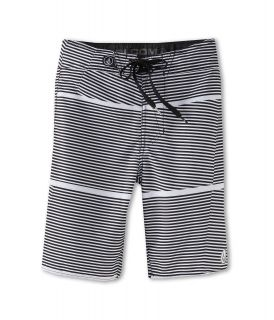 Volcom Kids 17th St Boardshort Big Kids Black