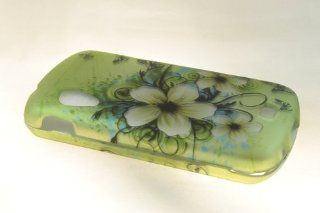 Samsung Stratosphere i405 Hard Case Cover for Hawaii Flower Cell Phones & Accessories
