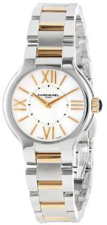 Raymond Weil Women's 5927 STP 00907 Noemia Two tone Roman Numerals Dial Watch at  Women's Watch store.