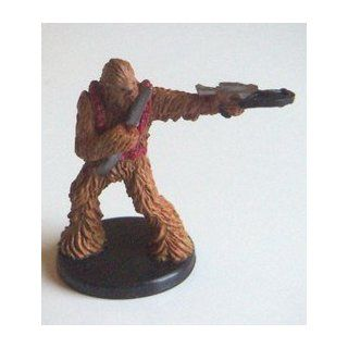 Star Wars Miniatures Zaalbar # 53   Knights of the Old Republic Toys & Games