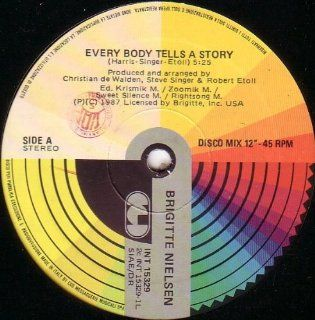 Every Body Tells a Story Music