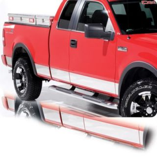 2011 Dodge Ram 1500 Rocker Panel Trim   Dee Zee, Stainless steel, Polished