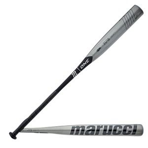 Marucci One Baseball Bat   Youth   Baseball   Sport Equipment   Black